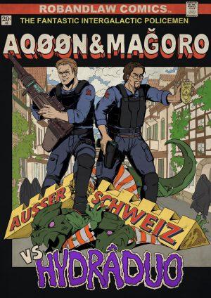 Ausserschweiz Aqoon&Magoro Zentralschweizerische Geschichten